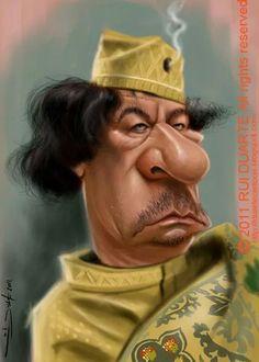 Kadafi by Rui Duarte