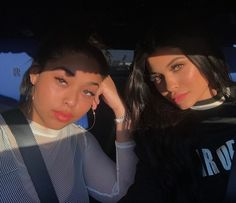 kylie jenner, style, and jordyn woods image