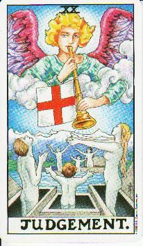TAROT TIPS: The Angels of Tarot, Part 1 / Judgement / Supporting the Grieving Client Through Tarot http://www.tarotschool.com/TarotTips101101.html