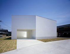White Cave House by Takuro Yamamoto Architects I Like Architecture