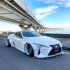 Lexus LC 500 by Liberty Walk Z_litwhips Lexus Ls 460, Lexus Lc, Lexus Cars, Tuning Motor, Liberty Walk, Car Mods, Super Sport Cars, Tuner Cars, Japan Cars