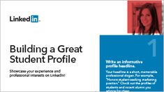 LinkedIn for Students An overview of what LinkedIn can do for your students.