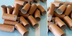 17 гениальных способов применения втулки от туалетной бумаги — Мир Растений