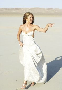 jennifer aniston in white