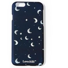 iPhone 6 Cover Navy (€27) ❤ liked on Polyvore featuring accessories, tech accessories and phone cases
