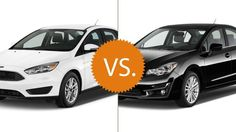 Awesome Ford 2017: Compare 2016 FORD FOCUS vs. 2016 SUBARU IMPREZA... Car24 - World Bayers Check more at http://car24.top/2017/2017/08/15/ford-2017-compare-2016-ford-focus-vs-2016-subaru-impreza-car24-world-bayers/