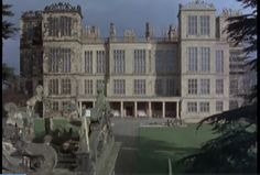 hardwick hall, darbyshire