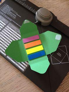Stempellicht: Postit Box zum neuen Stampin Up Katalog...