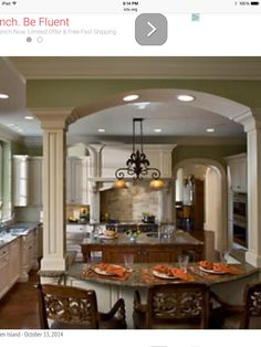 wall removal options-kitchen remodel on Pinterest | Load Bearing Wall