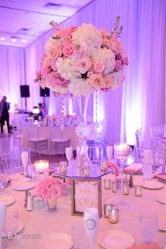 35 Sweet Blush and White Wedding Centerpiece Decoration, # Blush # . - 35 sweet blush and white wedding centerpiece decoration, # Wedding ce - Quinceanera Centerpieces, Wedding Table Centerpieces, Flower Centerpieces, Blush Centerpiece, Centerpiece Ideas, Sweet 16 Centerpieces, Diy Wedding Vases, Trumpet Vase Centerpiece, Cinderella Centerpiece