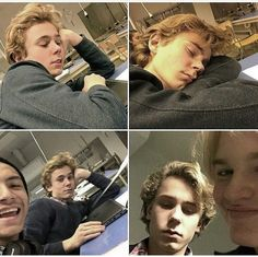 "Tarjei Sandvik ""I will fall asleep anywhere, anytime"" Moe"