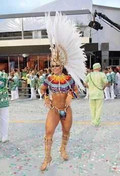 Musas of Carnaval