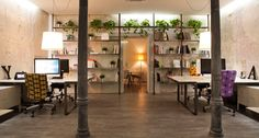 Coworking Space Worldwides  good examples
