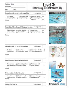 Stacy Shares: Swimming Games for Beginners. Practicing ...