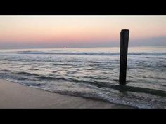 """Sunrise in Ocean City Maryland August 1, 2017. Sunrise in Ocean City Maryland August 1, 2017. Today's Sunrise gives thought to """"Being Calm!"""" Enjoy! Thoughts and Ideas William W. Cook www.CooksQuotes.com. YouTube CooksQuotes @CooksQuotes"""