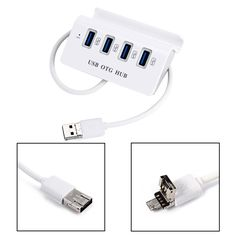 Cheap 4 port usb Buy Quality 4 port usb directly from China port usb Suppliers: New 4 Ports USB hub OTG Cable Adapter With stand function Micro usb hub OTG Extension Adapter for Samsung/HTC/LG Samsung, Usb Hub, Cable, Smartphone, Support, Charger, Free Shipping, Cabo, Cords