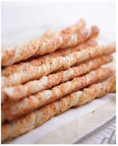 Cheese Straws - Images from Gran's Kitchen www.granstable.com