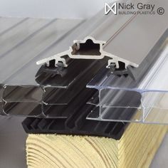 timber supported glazing bars for polycarbonate - Google Search