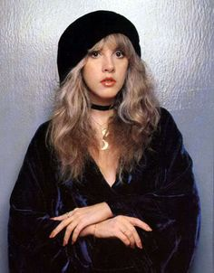 ImageFind images and videos about stevie nicks and fleetwood mac on We Heart It - the app to get lost in what you love. Moda Fashion, 70s Fashion, French Fashion, Korean Fashion, Winter Fashion, Women's Dresses, Elizabeth Woolridge Grant, Viejo Hollywood, Stevie Nicks Fleetwood Mac