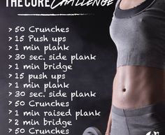Good morning Friday! Let's kick off the day with an ab challenge we can do at home. No excuses! If you want those abs, you have to put in the work. With Spring Break just around the corner, it's a great opportunity to kickstart your workout routine for the summer and look great as you lose the layers #abs #fit #workout #fitness #fitspo