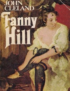 Fanny Hill de John Cleland (portada)