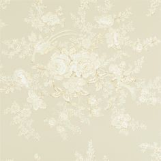 vintage dauphine - laurel wallpaper | Ralph Lauren