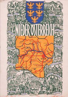 Niederösterreich, Klaus, Reinhold, 1935 Old Postcards, Vintage Travel Posters, Vintage Ephemera, Vintage Designs, Austria, Magazines, The Past, Illustration, Nostalgia