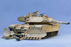 Abrams 1/35