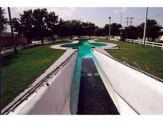 Circle S Farm equine pool