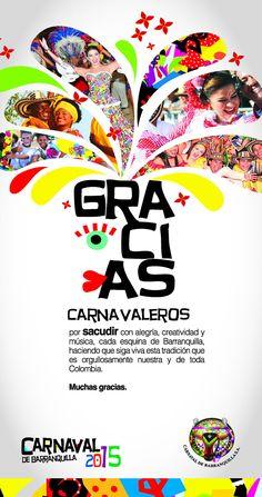 Image result for invitacion carnaval de barranquilla