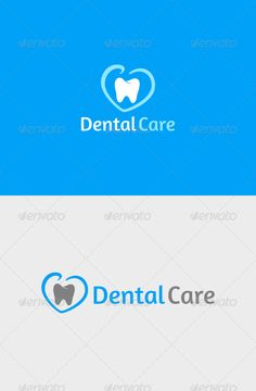 Dental Care Logo — Vector EPS #tooth #dental surgeon • Available here → https://graphicriver.net/item/dental-care-logo/4946658?ref=pxcr