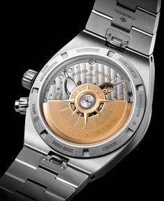 Vacheron Constantin Overseas Dual Time — Новые часы Вашерон Константин