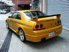 GTR 400R | 1997 Nismo Nissan Skyline GT-R R33 400R