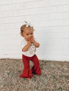 Cute Baby Girl Outfits, Cute Baby Clothes, Toddler Outfits, Kids Outfits, Cute Little Baby, Little Babies, Cute Babies, Lil Baby, Cute Baby Pictures
