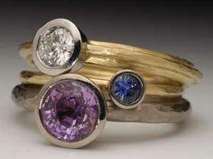 three gold rings malcolm morris