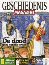 2x Geschiedenis Magazine € 9,50: In Geschiedenis Magazine wordt elk tijdvak van de Nederlandse geschiedenis en de wereldgeschiedenis beschreven. Daarnaast is er uitgebreid aandacht voor historisch onderzoek.