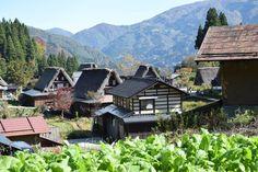 Gokayama, Alpes japonaises