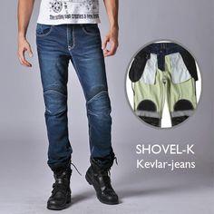 SHOVEL-K (Kevlar-jeans)