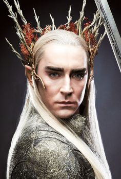 Lee Pace — Omg, this IS Lee Pace! How did I never realize that until now?! lol. The long, blonde hair threw me off, haha.