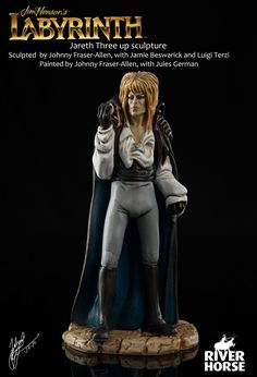 Jim Henson's Labyrinth the Board game, Sculpture and Illustration. by Johnny Fraser-Allen on ArtStation. Labyrinth Board Game, Labyrinth Movie, Dennis Lee, Jim Henson Labyrinth, Doctor Whooves, Fairy Tail Art, Music Artwork, The Dark Crystal, Good Movies