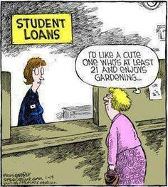 Financial aid humor lol
