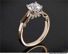 Solitaire-Diamond-Rings