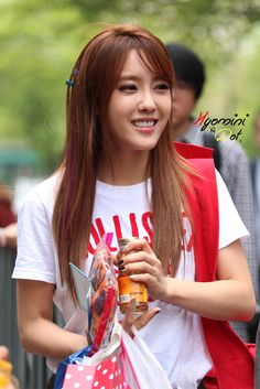 Park Hyomin - T-ara #kpop #hyomin