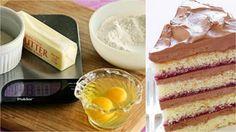 Чтобы приготовить идеальную выпечку без рецепта, смешай равное количество муки и сахара, а яиц нужно взять столько же, сколько и масла. Только учти, что имеется в виду не объем продуктов, а их вес. Максимальная разница в соотношении яиц и масла может составлять 20 %. Так что полезно запастись кухонными весами.