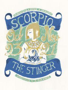 Scorpio ~ The Stinger