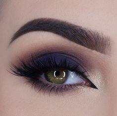 nice Элегантный макияж для зеленых глаз — Пошаговое фото вечерних и дневных вариантов