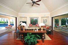 Decor, Furniture, House, Home, Table, Hawaii Homes
