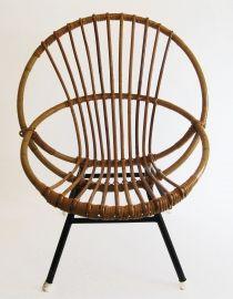 Retro Rotan Kinderstoeltje.Rattan Children S Chair Rotan Kinderstoeltje Rohe Noordwolde The