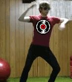 dancing homestuck this guy davestrider #gif from #giphy