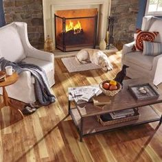 Hickory Rustic Natural 3 4 In Thick X 3 1 4 In Wide X